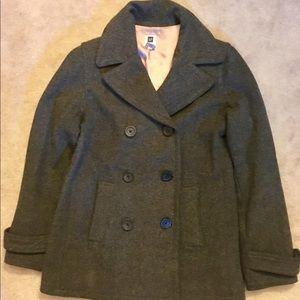 Gap sz S wool coat